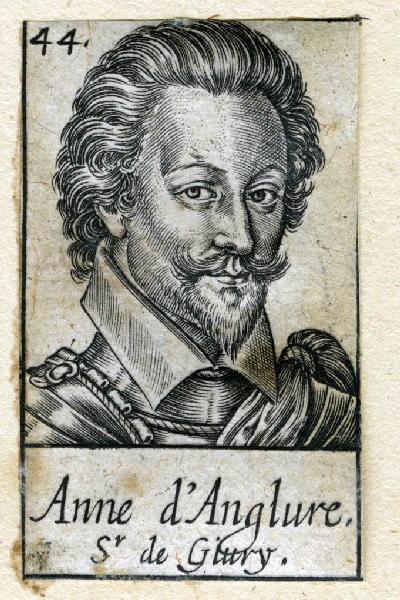 Portrait d'Anne d'Anglure