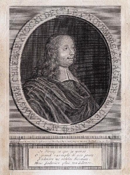Portrait d'Antoine Le Maître_0