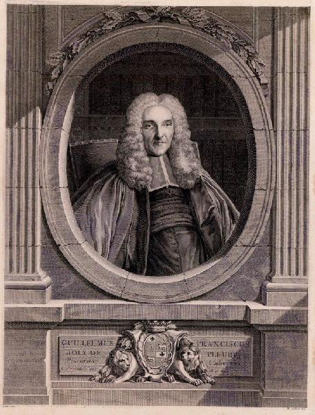 Portrait de Guillaume François Joly de Fleury