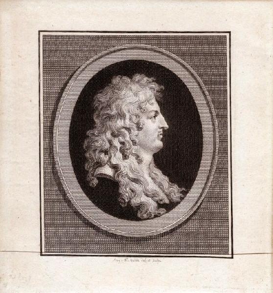 Portrait de Louis XIV_0