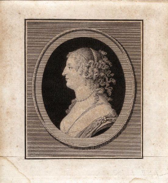 Portrait de Marie-Thérèse d'Autriche_0