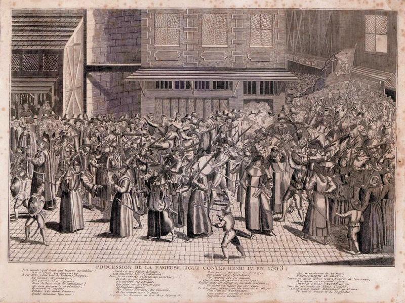 La Procession de Ligue