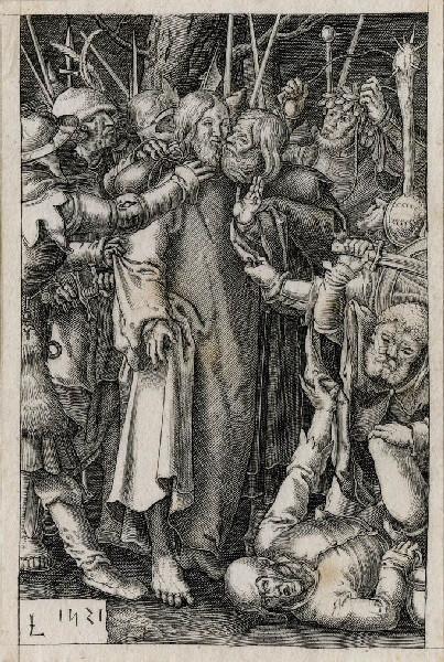 La petite Passion (03) : L'arrestation de Jésus_0