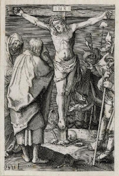La petite Passion (10) : Crucifixion