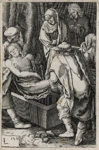 La petite Passion (12) : Mise au tombeau