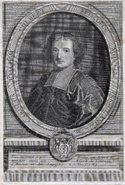 Portrait de Charles Joachim Colbert
