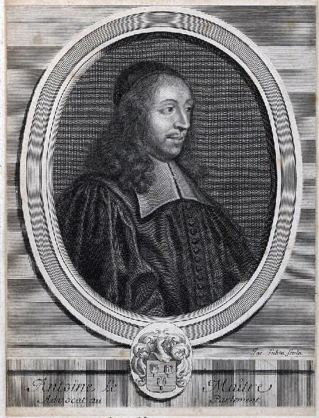 Portrait d'Antoine Le Maître