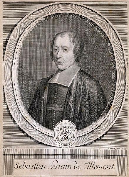 Portrait de Louis Sébastien Le Nain de Tillemont_0