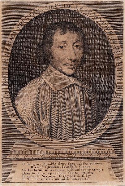 Portrait d'Isaac Louis Le Maistre de Sacy_0