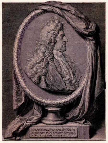 Portrait d'Edouard François Colbert, marquis de Villacerf