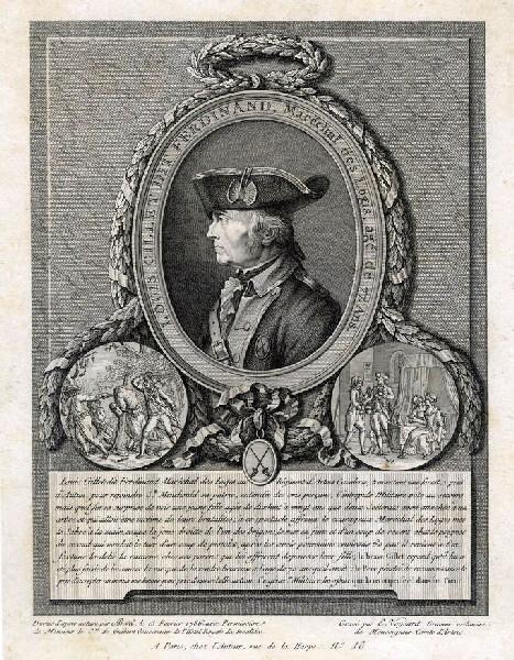 Portrait de Louis Gillet dit Ferdinand