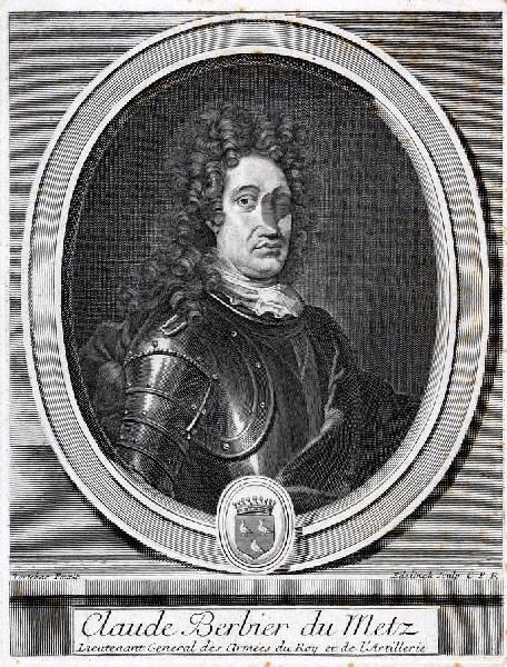 Portrait de Claude Berbier du Metz