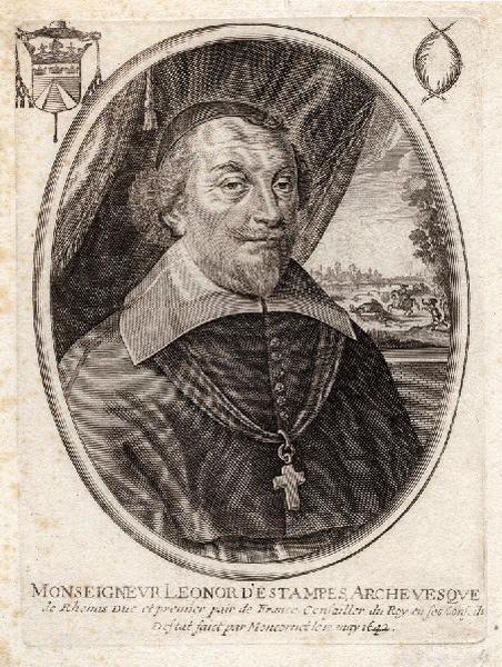 Portrait de Monseigneur Léonore d'Estampes de Valencay