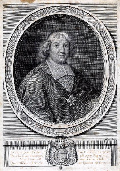 Portrait de Charles Maurice Le Tellier
