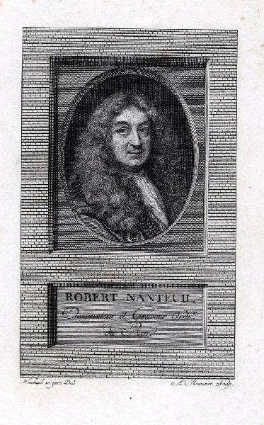 Autoportrait de Robert Nanteuil_0