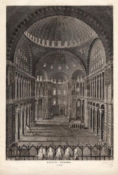 Sainte Sophie de Constantinople