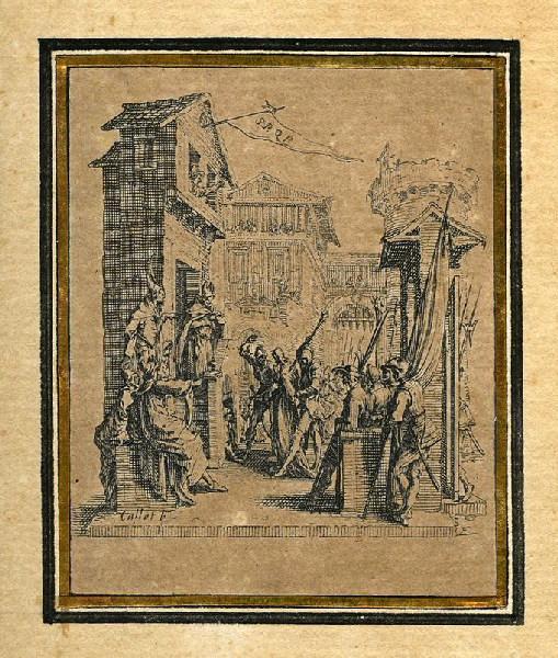 La Passion de Notre Seigneur (07) ; Il paraît devant Caïphe qui l'accuse de blasphème_0