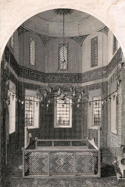 La chapelle sépulcrale d'Eyüp_0