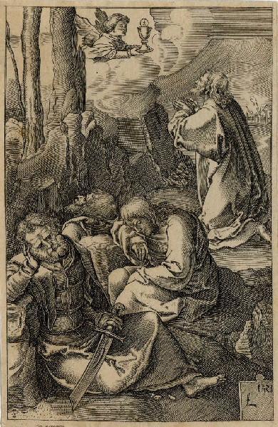 La petite Passion (02) : Jésus au jardin des Oliviers