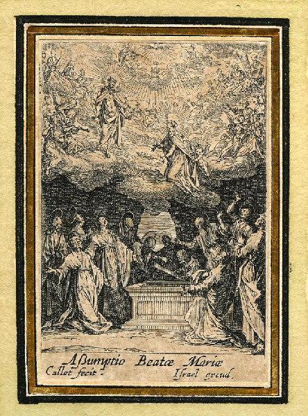 Vie de la sainte Vierge (14) ; Assomption de la Vierge