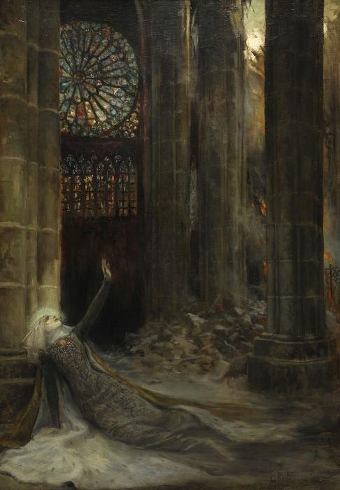 Intérieur de cathédrale_0