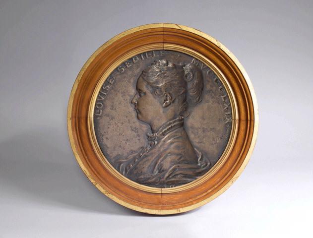 CHAPU Henri Michel Antoine (sculpteur) : Louise Sédille