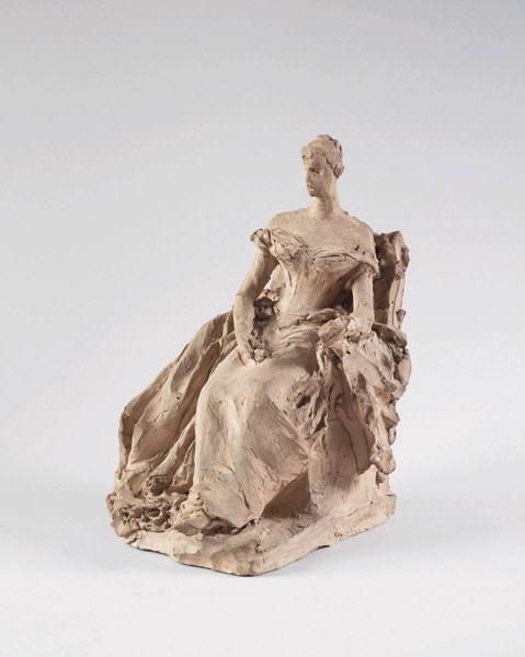 CHAPU Henri Michel Antoine (sculpteur) : La Princesse de Galles