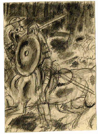 BLANCHOT Gustave (illustrateur), BOFA Gus (dit, illustrateur) : Don Quichotte