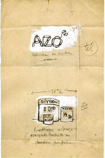 BLANCHOT Gustave (dessinateur), BOFA Gus (dit, dessinateur) : U-713 ou les gentilshommes d'infortune : Saucisse de cochon savant. L'éthique de Spinoza comestible traduite en plusieurs parfums