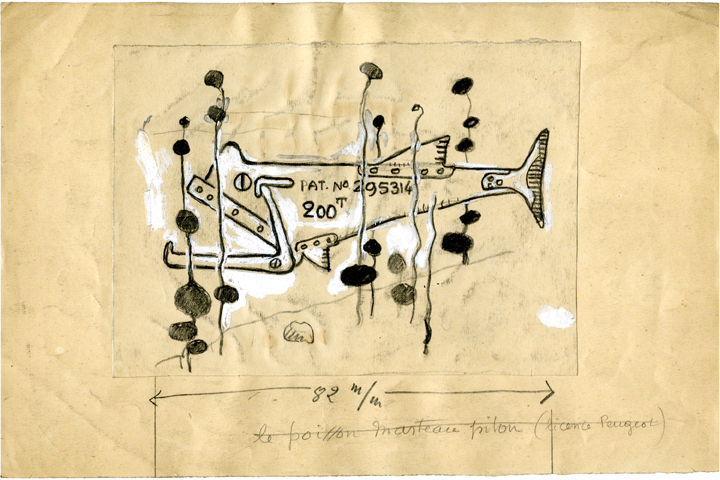 U-713 ou les gentilshommes d'infortune : Le poisson marteau-pilon_0