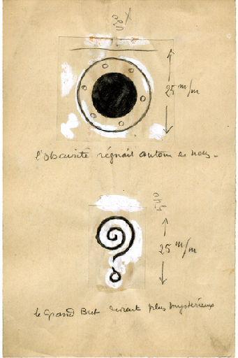BLANCHOT Gustave (dessinateur), BOFA Gus (dit, dessinateur) : U-713 ou les gentilshommes d'infortune : L'obscurité régnait autour de nous. Le grand but devient plus mystérieux