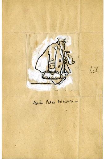 BLANCHOT Gustave (dessinateur), BOFA Gus (dit, dessinateur) : U-713 ou les gentilshommes d'infortune : Exit Peter Minerva