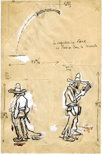 U-713 ou les gentilshommes d'infortune : Le capitaine Karl se lance dans le monde_0