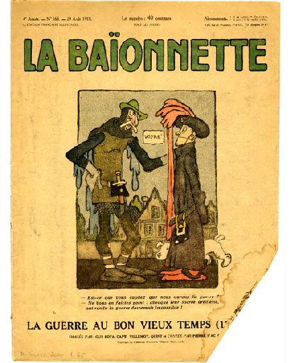 Baïonnette (La)