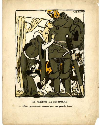 Livre de la Guerre de Cent Ans (Le): Le prestige de l'uniforme ..._0