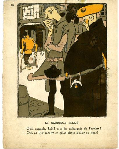 Livre de la Guerre de Cent Ans (Le) : Le glorieux blessé ...