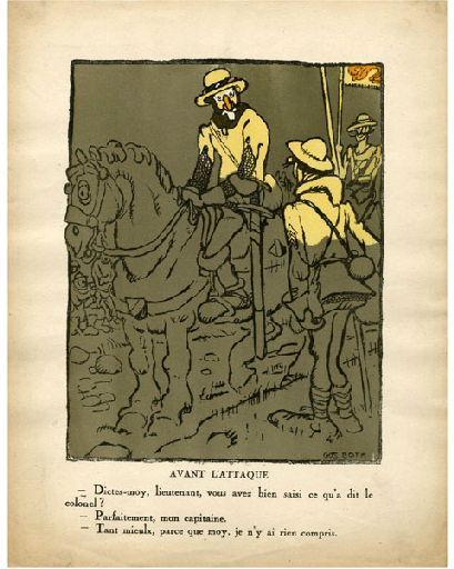Livre de la Guerre de Cent Ans (Le) : Avant l'attaque_0