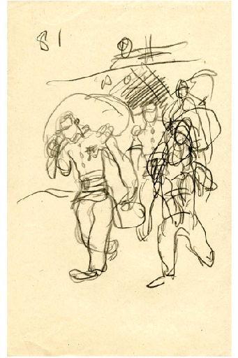 BLANCHOT Gustave (dessinateur), BOFA Gus (dit, dessinateur) : Père Barbançon