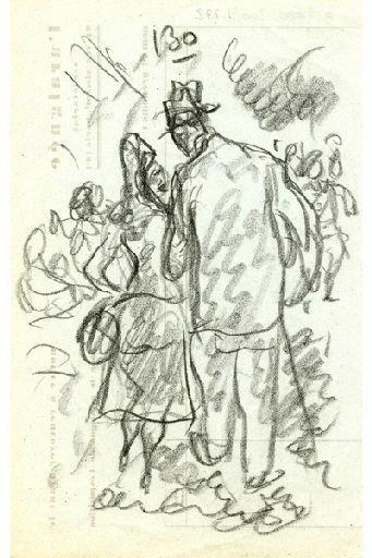 BLANCHOT Gustave (dessinateur), BOFA Gus (dit, dessinateur) : Souricières