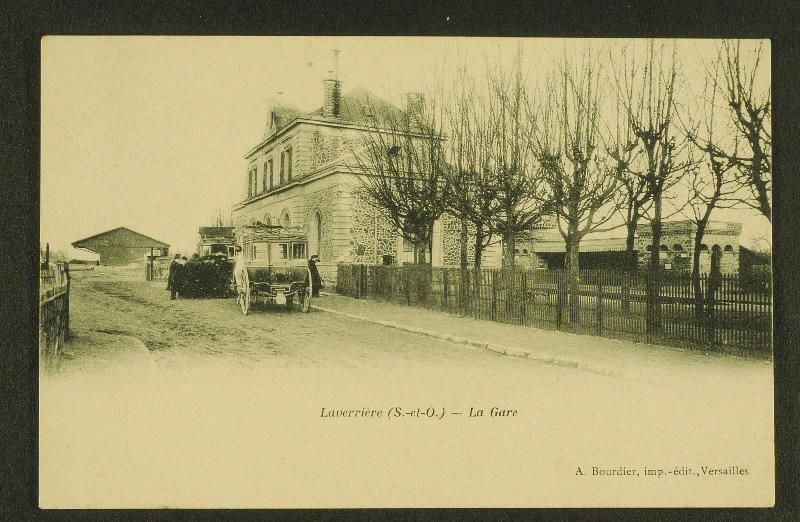 LAVERRIERE - La Gare_0