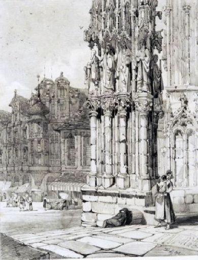 Vue de Cologne