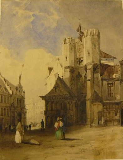 Le château de Charles-Quint à Mons_0