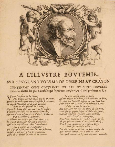 L'éclatant Bouthemie ; Portrait de Denis Boutemie_0
