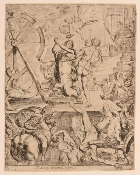 Martyre de sainte Catherine_0