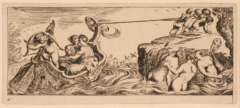 Ensemble dit Petites frises : Triomphes marins 4_0