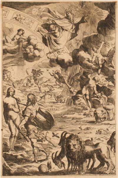 Les Métamorphoses d'Ovide : Prométhée et Pandore_0