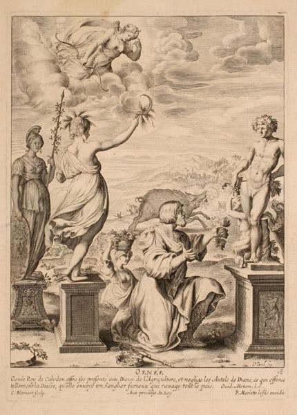 Les Métamorphoses d'Ovide : Oenée, roi de Calydon