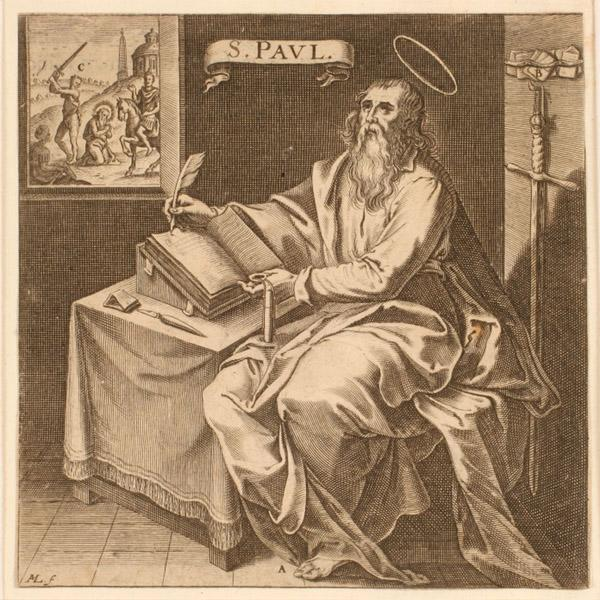 La Saincte Bible francoise (...) : Saint Paul