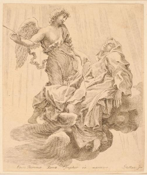Extase de sainte Thérèse d'Avila_0