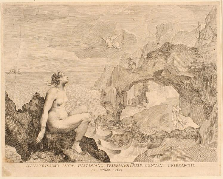 Persée délivrant Andromède_0